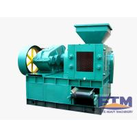 China Latest Design Black Coal Briquette Making Machine/Economical And Practical Coal Briquettin wholesale