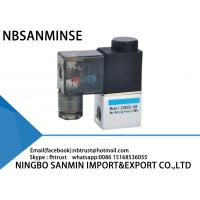 China 2V Series DC 12 Volt Pneumatic Solenoid Valve 2 Way 2 Position Direct Drive / Guide Type Action on sale