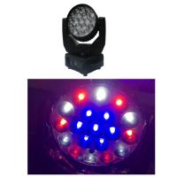 China Mac Aura LED Zoom Moving Head Light With Eye Candy Effect / Pan Angle 540° on sale