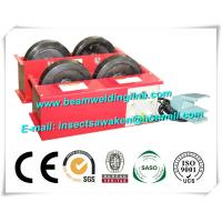 China DC 100W Pipe Welding Rotator , elding Fit-up Beds Welding Turning Rolls wholesale