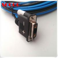 China Angled Connectors Power Cable Assembly OSN1500B OSN2000 PTN1900 Cable 1 - 15M Length on sale