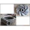 China Haute abrasion électrique de pompe d'enlèvement de boue de pompe de boue d'Effciency résistante  wholesale