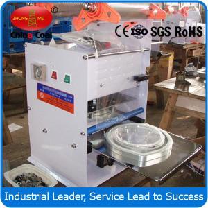 "China 12 1/2"" Long Handle Plastic Cup Sealing Machine wholesale"