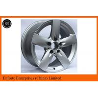 China 16 Inch Silver Replica Aluminum Alloy Wheels For Car Mercedes Benz A160 on sale