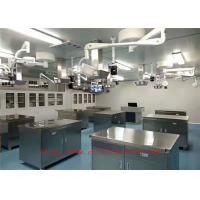 China Custom Made L3000*D750*H900 MM Stainless Steel Lab Table Stainless Steel Lab Furniture In Our Factory wholesale