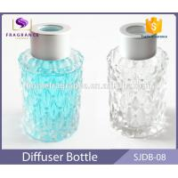 40 ml Round Glass Reed Diffuser Bottles Mason Jars With Color Painted