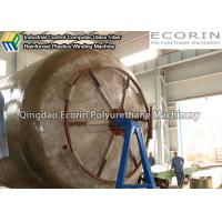 China Drive Head GRP Winding Production Line For Pipe Making ISO Certification wholesale
