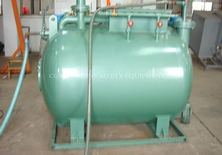 Quality Marine Sewage Water Treatment plant/Garbage Compactor Plant for sale