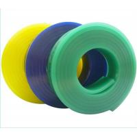China Eco - Friendly Screen Printing Squeegee Rubber For Textile Screen Printing Machine wholesale