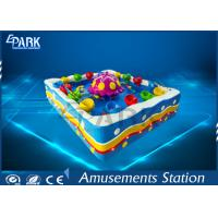 China Adorable Appearance Fishing Games For Kids 14 Player Support Fiber Glass Material wholesale