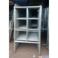China Scaffold frame system. Safe and reliable. Good mechanical wholesale
