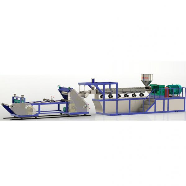Quality PP PE PS Plastic Sheet Extrusion Machine Easy Operation Reliable Drying System for sale