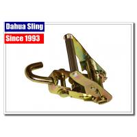 China Heavy Duty Long Ratchet Strap Handle With Swivel Hook For Small Ratchet Straps wholesale