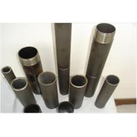 China 45 - 114.3mm OD Steel Drill Pipe , 30Crmo / 42CrMo Heavy Weight Drill Pipe wholesale
