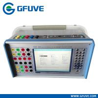 China 6 current 6 voltage relay test current injection relay test set on sale