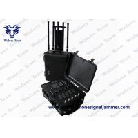 Buy cheap Portable Cellphone Signal Prison Jammer GPS WiFi Pelican Case JM110892 from wholesalers