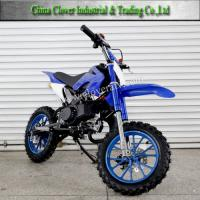 Used Chain Drive Mini 49CC Dirt Bike Motorbikes with Electric Start