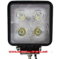 Buy cheap 40W IP68 waterproof LED work light,led lights for trucks from wholesalers