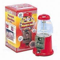 China 11-inch Junior Carousel Gumball Machine with 11-inch Total Height, Ideal for Gifts wholesale