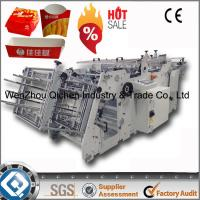 China 180 Boxes Automastic Carton Machine, Box Machine, Tray Machine on sale