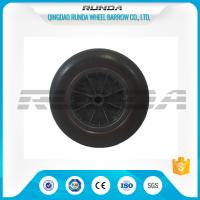 China Plastic Rims Foam Filled Tractor Tires 3.50-8 16MM Axel Bore Needle Bearing wholesale