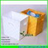 China LDKZ-002 wholesale straw basket hand weaving pp yard storage boxes and bins wholesale