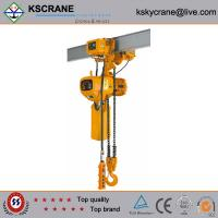 China 1t,2t,3t,5t,220V/380V Electric Chain Hoist With Good Quality and Best Price wholesale