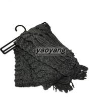 China 2015 warm style and fashion soft knitted scarves FS025 wholesale
