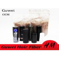 China Small Size Hair Building Fiber Powder Scalp Concealer For Thinning Hair OEM Service wholesale