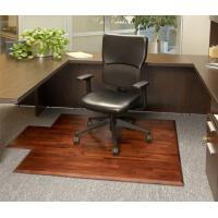 China Commercial Home Office Wood Floor Chair Mat Heavy Duty For Carpet wholesale