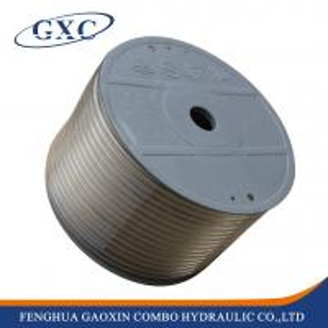 China PU1/2 100M Custom Color Good Anti-knocking Property Flexible Air Hose Pneumatic Polyurethane Tube on sale