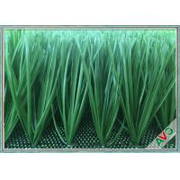 China Natural Appearance Football Artificial Turf / Synthetic Grass Carpet For Soccer wholesale