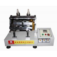 China ASTM 2054 Electronic Crockmeter , AATCC - 8 Color Fastness Tester to Rubbing on sale