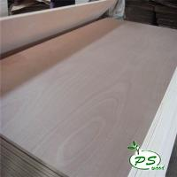 China cheap okoume plywood for furniture with high quality wholesale