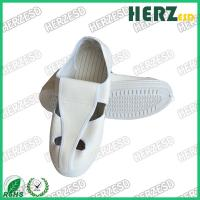 China Size 35-46 ESD Safety Shoes Surface Resistance 10e6-10e9 Ohm With 4 Eyes wholesale