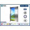 China 60 Minutes Subway Metal Fire Door , Insectproof  Metal Fire Exit Doors wholesale