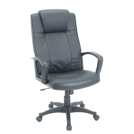 leather chair office chairs no wheels images