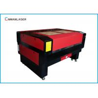 China 100w Laser Glass Wood Panel Cutting Machine CO2 Laser Cutter With Water Chiller wholesale