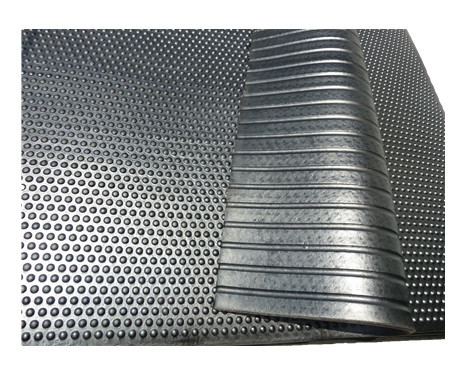 Quality Lightweight Cattle Stall Mats , Soft Stable Non Slip Rubber Mat For Cow for sale
