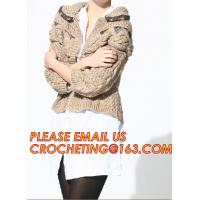 China Women white Fashion Loose Cashmere Cable Knit Pullover Sweater, Women Cable Knit Sweater Pattern Cashmere Cable Knit Swe on sale