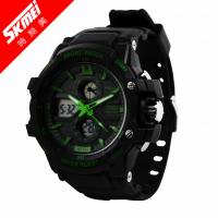 China Sports Outdoor Analog Digital Wrist Watch S-shock Style For Couple wholesale