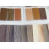 China Engineered wood & Veneers: Sapleli, White Oak, Red Oak, Walnut, Cherry, Ebony, Zebra, Wenge, Teak wholesale