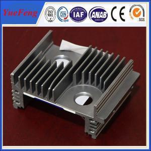 China Powder coating aluminium heat sink radiator led housing manufacturer on sale