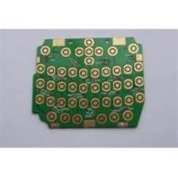 China Green Solder Mask Routing Punching V - Cut FR4 Heavy Copper PCBs with HASL for Power wholesale