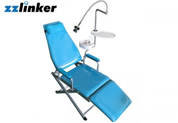 Quality Foldable Dental Chair Unit , Dental Lab Chairs Huaer Similar Saliva Ejector Foundable for sale