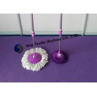 China Convenient Chenille Replacement Microfiber Mop Head, Spin Mop Head for Floor-cleaning on sale