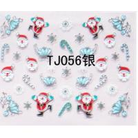 Fashion Design Accessories 3D Nail Stickers Manicure Decoration Sticker