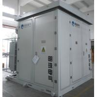 China 33 KV - Class Pad Mounted Oil Filled Transformer Low Power Consumption wholesale