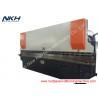 China 160T×6000mm CNC Hydraulic Press Brake Bending Machine With 300mm Throat Depth wholesale