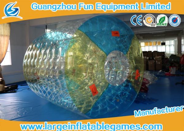 Quality Adultos/bola humana inflable del rodillo 2,7 * 2,4 * el 1.8m Zorb del agua de Childs for sale